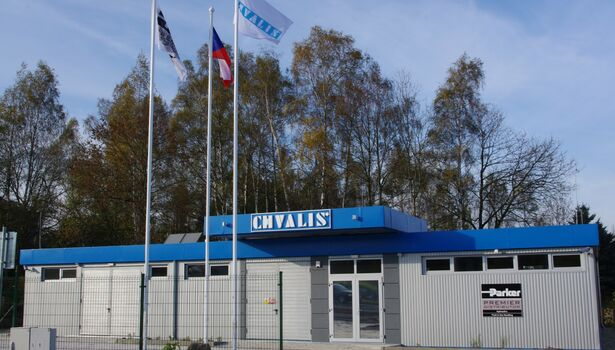 Branch Office CHVALIS Liberec