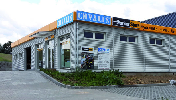 Branch Office CHVALIS Jihlava